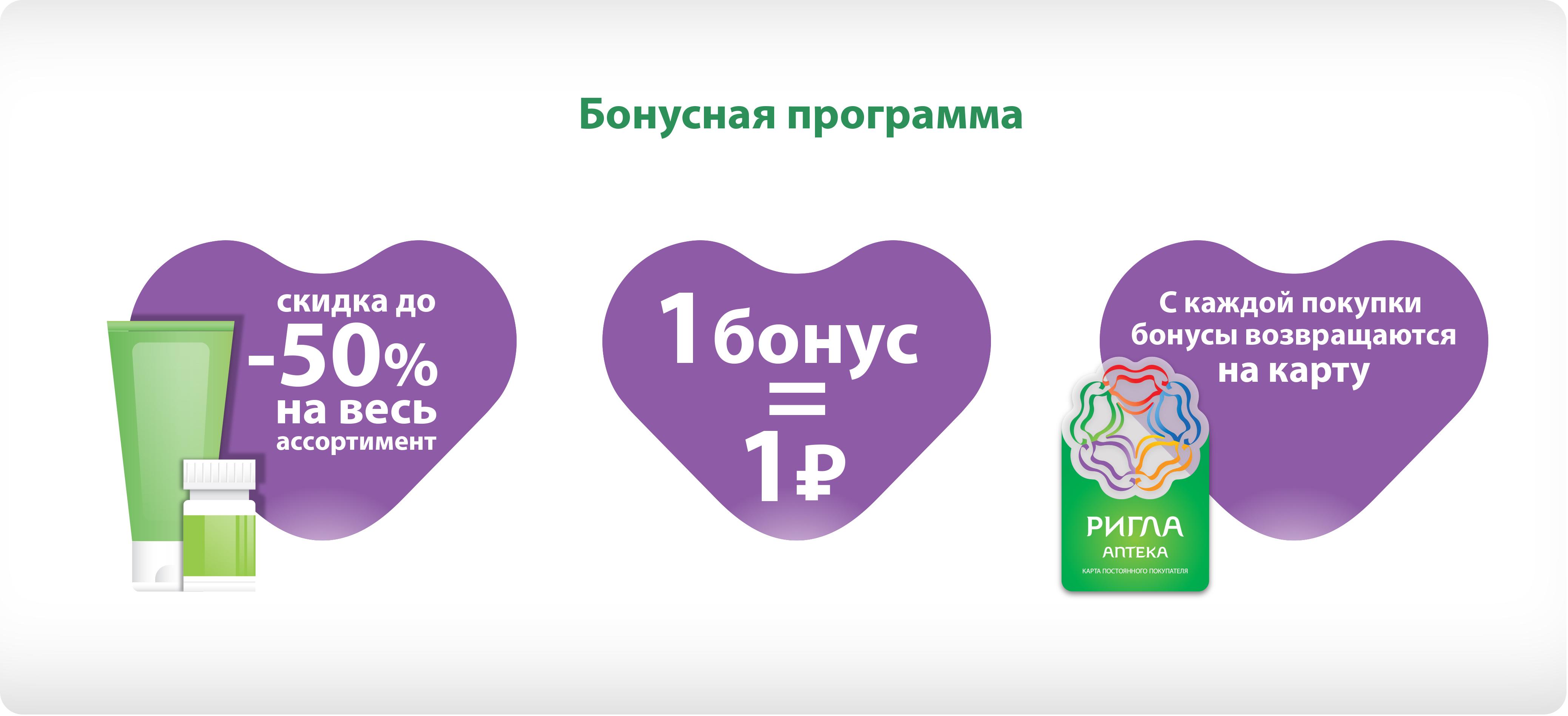 rigla.ru - активировать карту покупателя