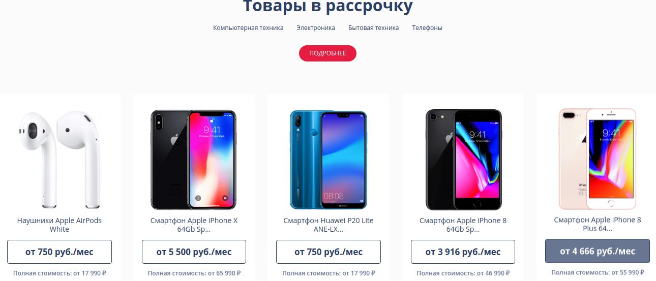 Официальный сайт Хоум Кредит Банк